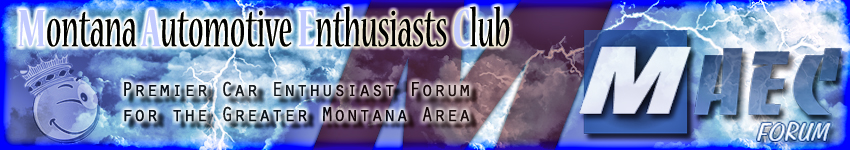 Montana Automotive Enthusiasts Club