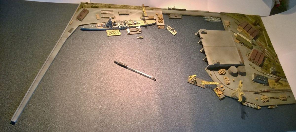 Diorama base navale 1/700 - Page 3 W3Uylst